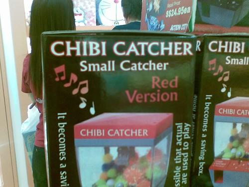 Chibi Catcher