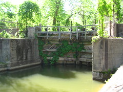 Intake lock from the Potomac