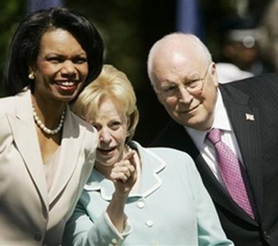 Voyeurs of Bush Royal Visit