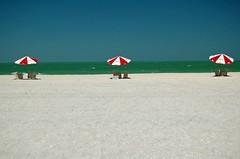 Iconic Beach Image (Roman Espiritu) Tags: summer beach stpetersburg sand florida springbreak fl fortdesoto beachumbrella photofaceoffwinner pfogold