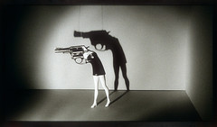 Laurie Simmons Walking Gun 1991