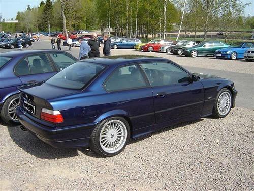 Alpina B3. BMW Alpina B3