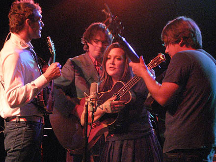 Jon Brion and Nickel Creek, Roseland Theater, May 7, 2007