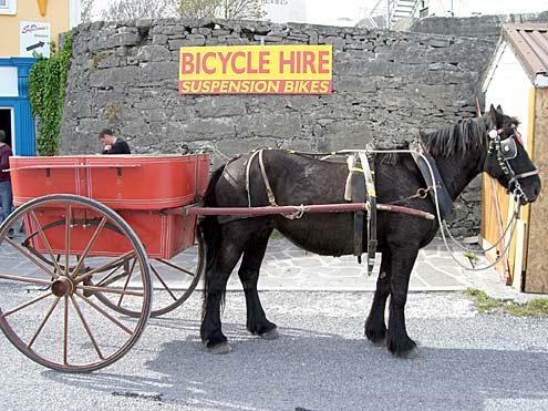 Aranmore-Horse-Kutsche