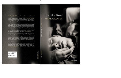 My second collection, 'The Sky Road'