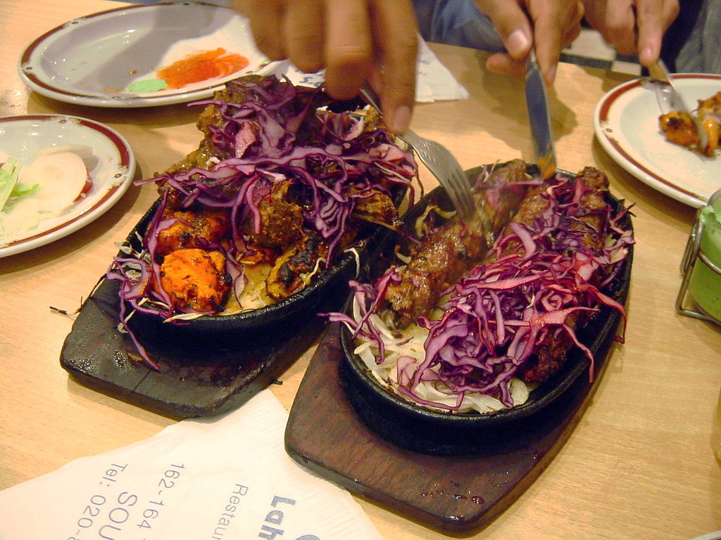 Indian Food Paddington London