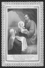 Saint Joseph, le prêtre