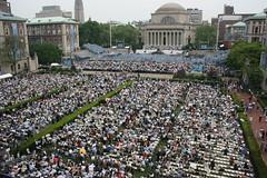 Columbia Graduation