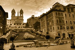 Sunrise for Rome