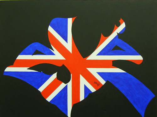 """Aint no black in the union jack"""