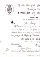 John Farley Seaman - death certificate1 d.1895