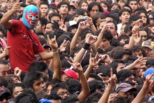 Festival Vive Latino, Mexico
