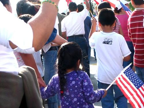May Day 2007  MacArthur Park