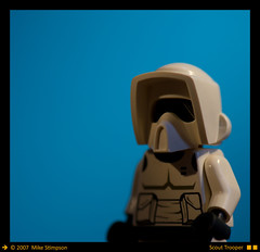 Scout Trooper - by Balakov