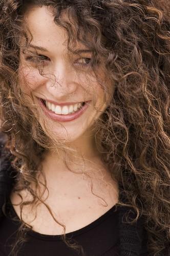 smile girl