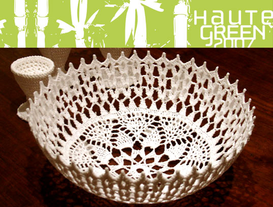 HauteGREEN 2007, The Home Project UnBlossom Bowl