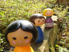 Mary Blair Girls Representin' (nurse_marbles) Tags: world small mary disney blair