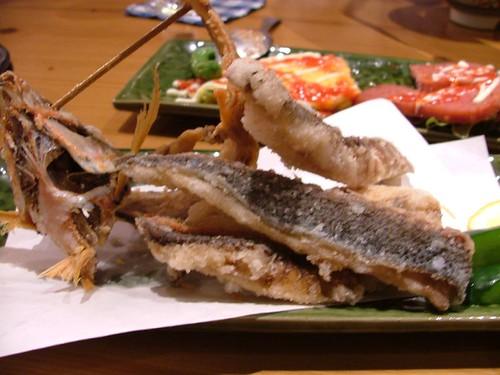 5.18晚餐-炸魚