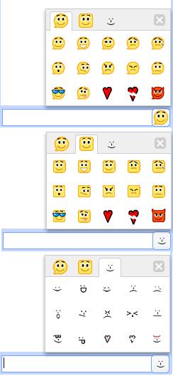 Google Talk Smileys