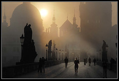 Charles Bridge, Prague (Ian@NZFlickr) Tags: prague praha udo charlesbridge tms tellmeastory fivestarsgallery mywinners superbmasterpiece goldstaraward absolutegoldenmasterpiece superstarthebest