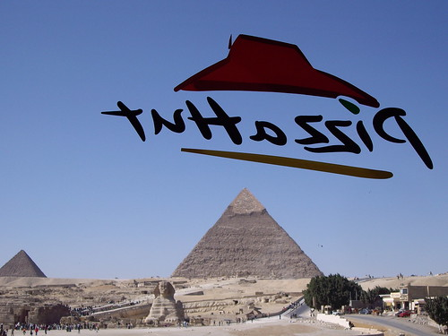 Pizza Pyramids