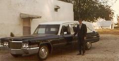 Jonesboro, Ark. - Emerson & Son Funeral Home, Cadillac hearse, 1970 (Dr. Mo) Tags: pcs arkansas hearse funeralhome jonesboro mortuary funeralcoach chapelonthehill deathcare drmo cadillachearse moshinskie jimmoshinskie emersonfuneralhome billyjoeemerson emersonson 1629eastnettleton funeralcustoms professionalcarsociety