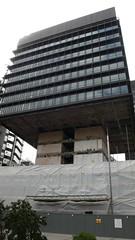 Leadenhall Building overhang