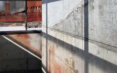 Bayenturm (LichtEinfall) Tags: architecture composition concrete cologne köln medieval architektur mittelalter rheinauhafen erpe kontor018abaya bayenturm photosdonebyme elisabethtreskowplatz raperre urbancubism