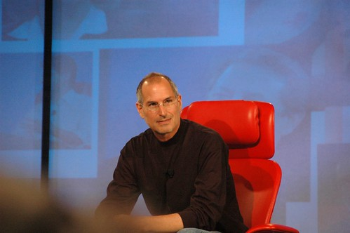 Steve Jobs en D: All Things Digital 2007