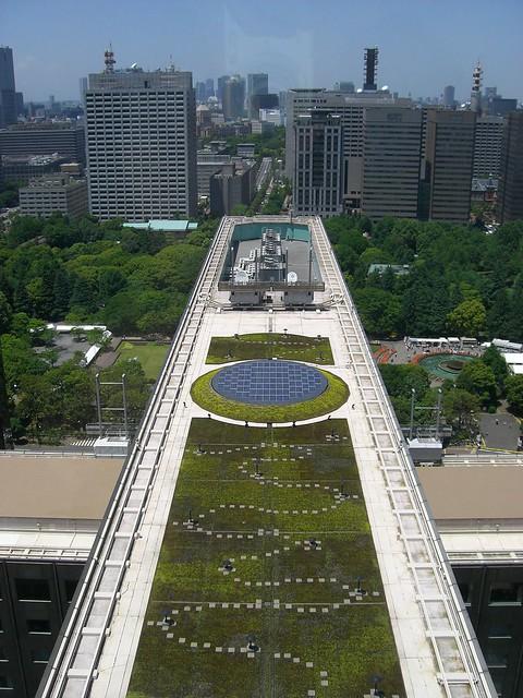 Rooftop Garden - Imperial Hotel