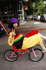 Pedalpalooza '07 - Kickoff Parade