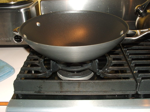 Wok Ring For Electric Stove