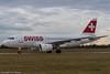 Swiss HB-IPY (U. Heinze) Tags: aircraft airlines airways flugzeug haj hannoverlangenhagenairporthaj eddv planespotting nikon d610 nikon28300mm