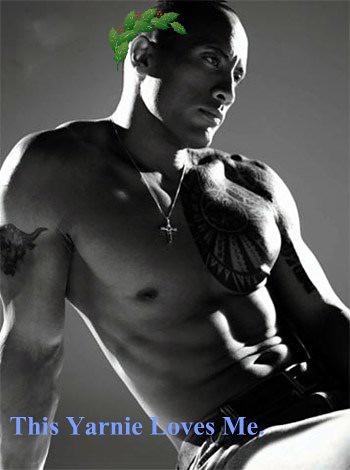 The Rock Tattoo Black and White Photo. Um, yes I am a fan of beautiful,