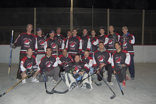Kandahar Hockey League - Team Molson