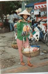 Kleinhandel langs de weg