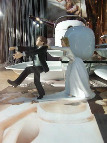 25. A wedding