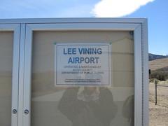 Lee Vining Airport