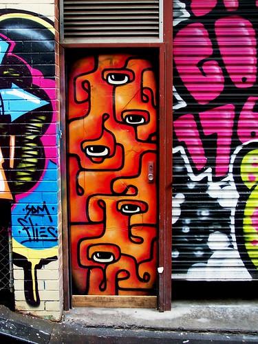Прикольные картинки, фото: граффити