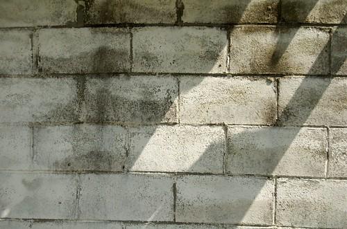Grunge shadows