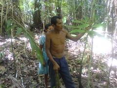 Warao Indians in Venezuela