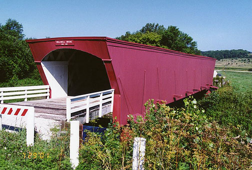 Madison County Bridge #3