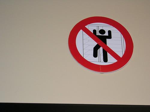 No dancing?