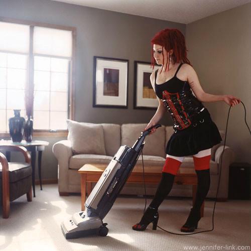 Vacuuming #2