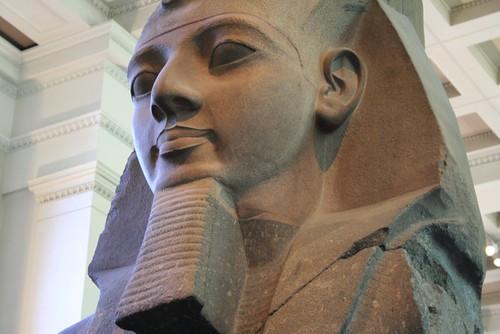 2006_0610_105300AA Ramses II, British Museum por Hans Ollermann.
