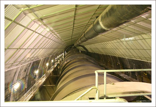 Water Intake Pipes at Hoover Dam