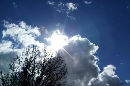 Blue Sky!