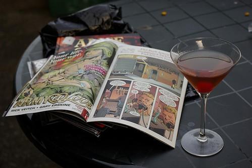Cocktail and Comics