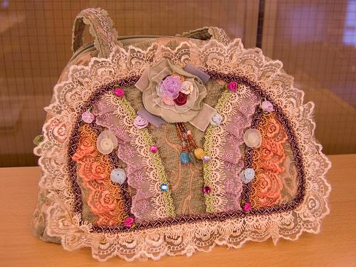 EFIT 2007-04-19, 10:15: Min handväska är som en stor gräddbakelse