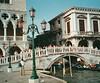 Paglia Bridge, Venice, Italy